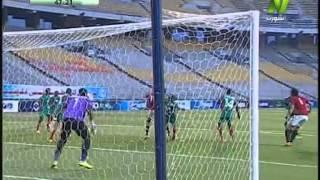 دودي الجباس يسجل الهدف الثاني لمنتخب مصر