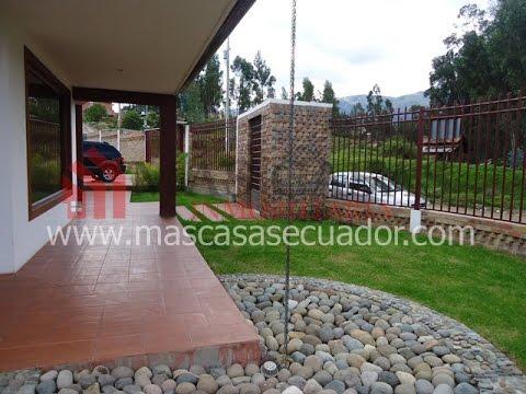 Hermosa casa de venta sector rio amarillo cuenca ecuador youtube - Casas prefabricadas cuenca ...