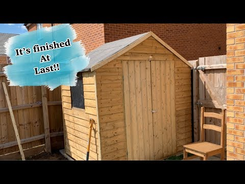 It's finished at last #stevesfamilyvlogs