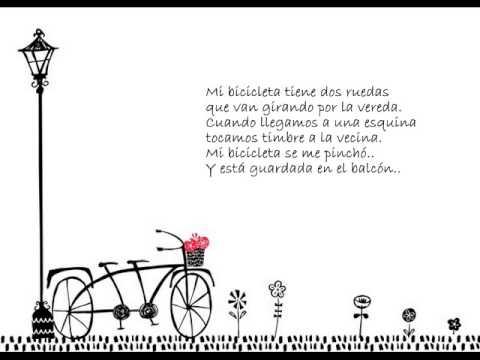 Letra De Cancion De La Bicicleta - Consejos Bicicletas