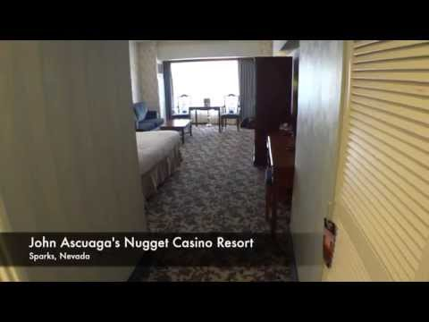 Room Tour John Ascuaga Nugget Hotel Casino Reno Nevada