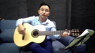 Phần 3. Cách xử lý đoạn điệp khúc - Giáo trình Guitar Bolero Văn Anh