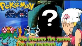 Teen gets injured playing Pokemon GO