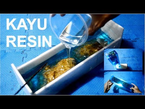 KAYU RESIN | RESIN ART