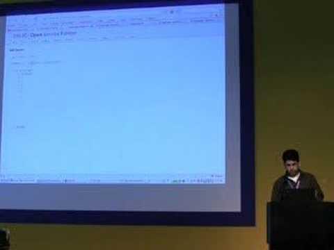 Vikram talks about Druid at Asterisk-Tag.org 2008 - 2/5