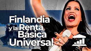 FINLANDIA: ¿Sueldos SIN necesidad de TRABAJAR? - VisualPolitik