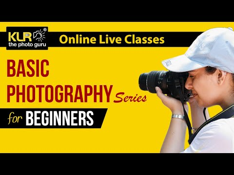 Basic Photography Online Virtual Class for Beginners - Learn Photography in Tamil from YouTube · Duration:  5 minutes 35 seconds