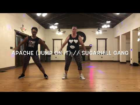 Apache (jump on it) // Sugarhill Gang // Zumba choreo