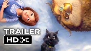 Legends Of Oz: Dorothy's Return Official Trailer #2 (2014) - Lea Michele, Hugh Dancy Movie HD