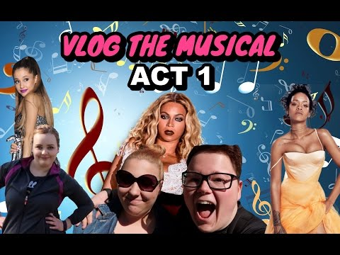 LETS GET PHYSICAL - VLOG THE MUSICAL (ACT 1) | GENUINELY GAGE