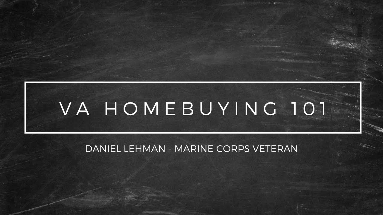 VA Home Buying 101 - Online Workshop