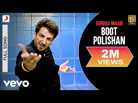 Gurdas Maan - Boot Polishan   Lyric Video