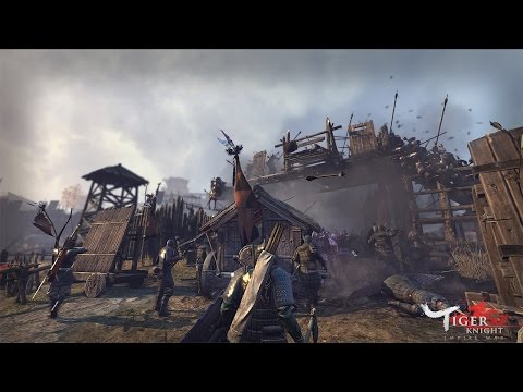 New Free To Play War Game - Tiger Knight Empire War Gameplay