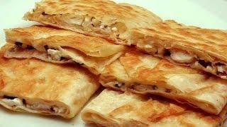Turkish Gozleme Recipe | How to make Gozleme