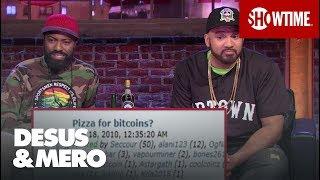 $800 Million in Bitcoin Exchanged for Pizza?! | BONUS Clip | DESUS & MERO | SHOWTIME