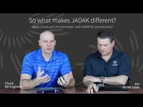 What is Different about JADAK