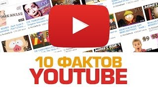10 любопытных фактов о YouTube