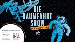"""""""Die Raumfahrt-Show"""" mit LiveCall zu Alexander Gerst"""