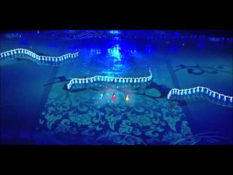 Beijing 2022 Winter Olympic Opening Ceremony Presentation