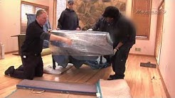 How Movers Pack Pianos