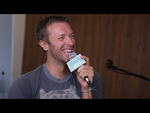 Chris Martin Talks Coldplay's Plans And Studio Time With Rihanna