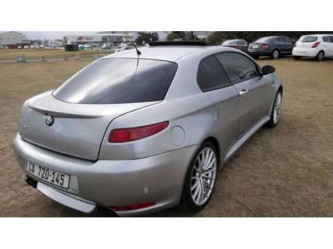 2005 alfa romeo gt auto for sale on auto trader south africa youtube. Black Bedroom Furniture Sets. Home Design Ideas