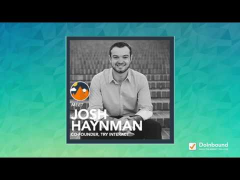 How to Use Quizzes to Generate More Leads with Josh Haynman from Try Interact