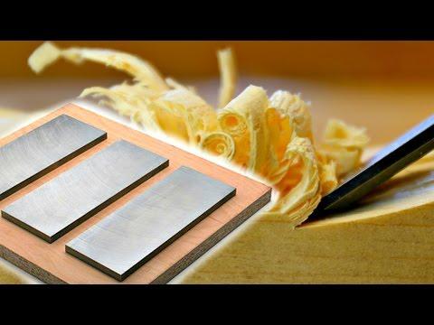 Get Your Tools SCARY Sharp - EZE LAP Diamond Stones