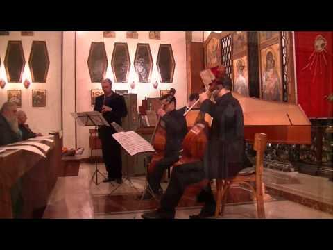 J.B. De Boismortier - Trio Sonata in a-minor Opus XXIII No. 5