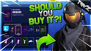 Should You Buy The Rouge Agent Starter Pack? Starter Pack Worth It? - Fortnite: Battle Royale