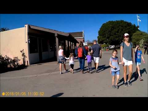 A trip to San Diego and visit the Old Town San Diego 1/4/2018
