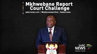 Pres. Ramaphosa court challenge against Mkhwebane