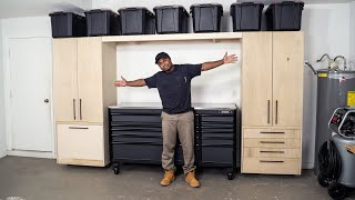 How to make Modern Cabinets and Organization | DIY Creators