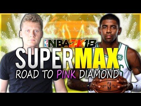 THE SEASON BEGINS! NBA 2K18 SUPER MAX ROAD TO PINK DIAMOND #2