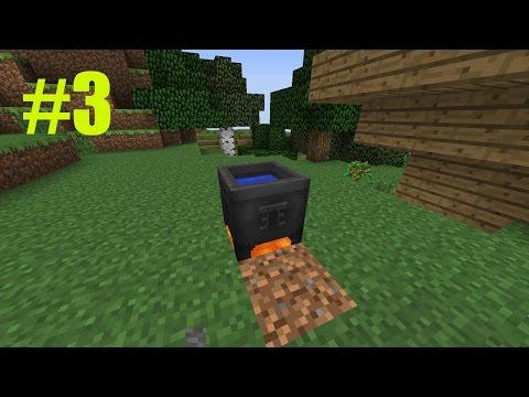 Minecraft. ThaumCraft. (магический котел) #3
