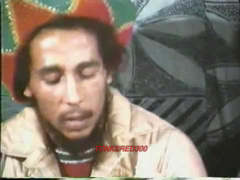 Bob Marley Talks About Haile Selassie