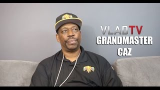 Grandmaster Caz: Kool Moe Dee Upped Standard for Battle Rap