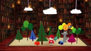 Сказка Красная Шапочка. Сказка на ночь