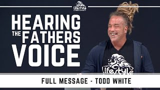 Todd White - Hearing The Fathers Voice   ( August 9th 2020 Encounter Service )