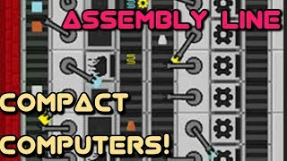 NOT Compact Computer Generator | Assembly Line