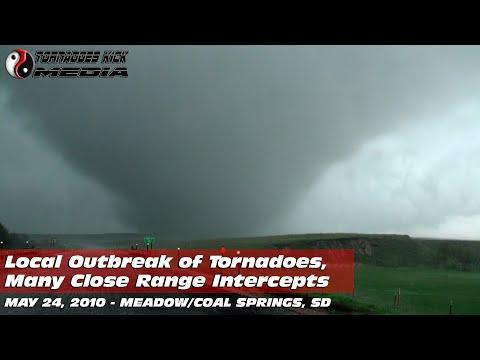 2010-05-24 Tornado - Meadow, SD