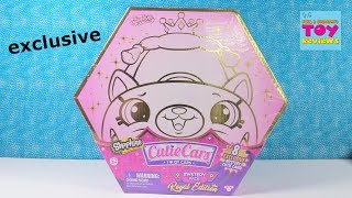 Shopkins Cutie Cars Mystery Pack Royal Rollers Tea Party Unboxing   PSToyReviews
