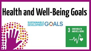 """This simpleshow explains the good health and well-being goals in a nutshell. video was created by one of our volunteer authors to support campaign """"..."""
