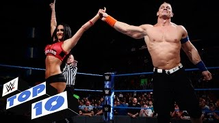 Top 10 SmackDown LIVE moments: WWE Top 10, Mar. 21, 2017