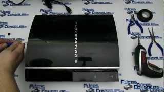 Tutoriel montage et installation 3k3y par Puces Consoles TV