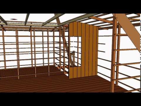 Build A Floating House Youtube