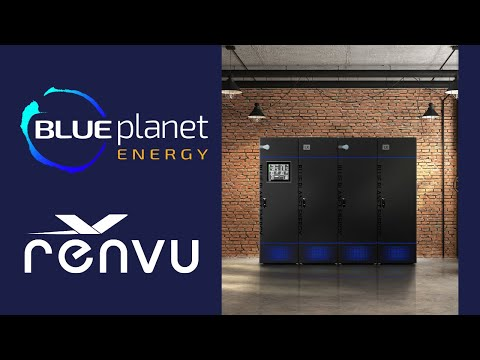Commercial Energy Storage Solutions with Blue Planet Energy