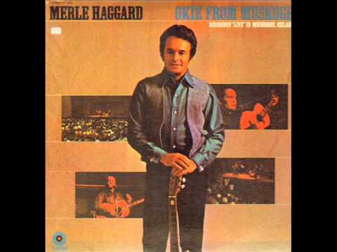 Merle Haggard and the Strangers   Okie From Muskogee Live 1969