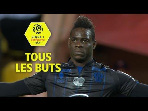 Tous les buts de Mario Balotelli | saison 2017-18 | Ligue 1 Conforama