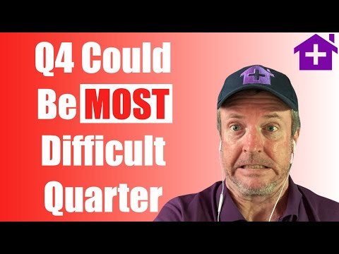 HOT TAKE: Q4 could prove to be the most difficult quarter of 2020 and that is not Good